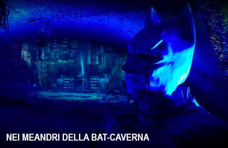 Bat Caverna al Castello di Lunghezza